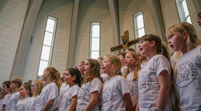 Die Eulenspatzen in der Rockenhofkirche